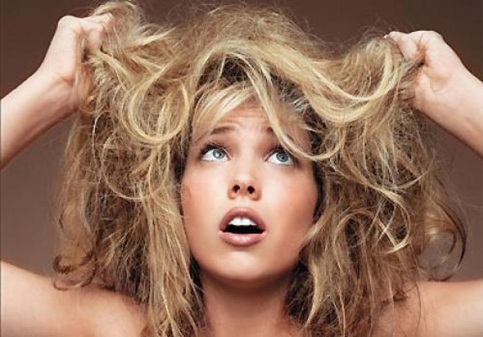 Как ухаживать за сухими пористыми волосами
