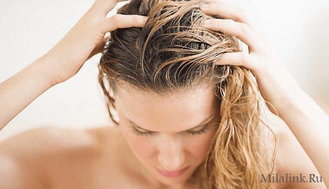 Как ухаживать за жирной кожей головы