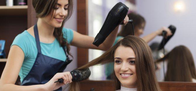 Как укладывать волосы феном для объема