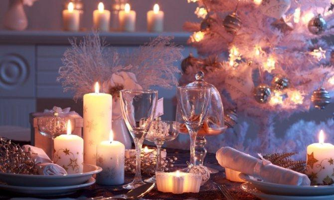 Как украсить дом к новогоднему «романтику»?