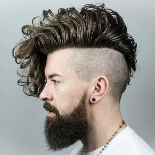 Как уложить волосы без геля. Средства для стайлинга волос у мужчин