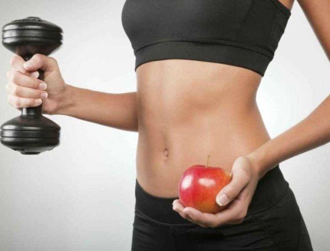 Диета при занятиях шейпингом чтобы похудеть
