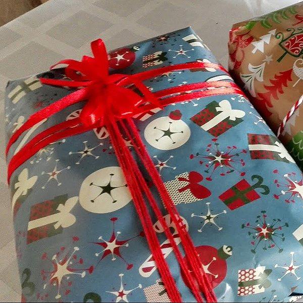 как упаковать халат в подарок
