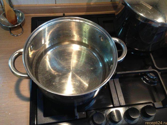 Как варить овсяные хлопья на воде