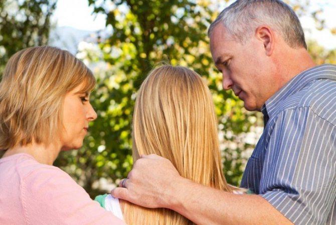 Как вести себя родителям, не разделяющим мнение детей?