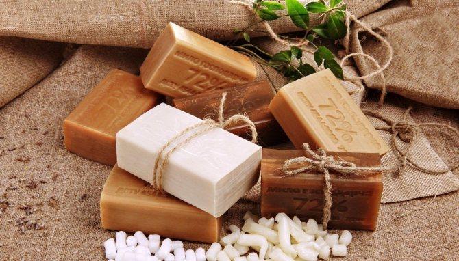 Как выбрать мыло?
