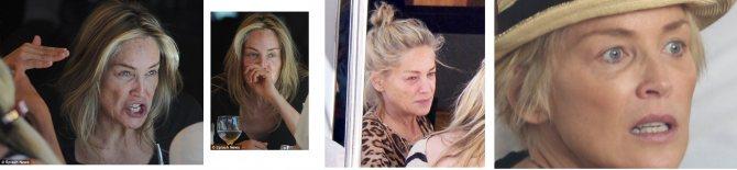 Как выглядит сейчас Шерон Стоун