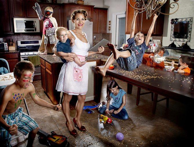 Как выглядит семейная жизнь с разными знаками зодиака