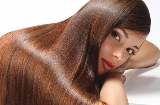 как выпрямлять волосы феном