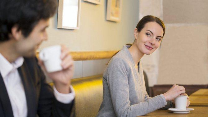 Как заинтересовать мужчину на работе