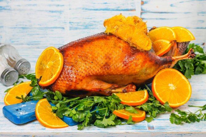 Как замариновать гуся, чтобы мясо было мягким