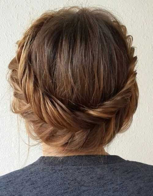 как заплести косу по кругу головы девочке