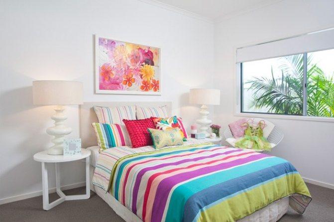 Как застелить кровать