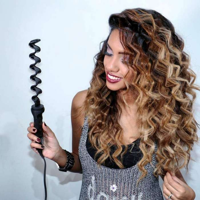 Как завить волосы плойкой? - советы и рекомендации от keynews.ru