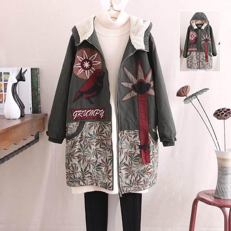 Какая вышивка в моде