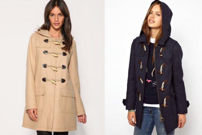 Какие бывают женские демисезонные пальто - Дафлкот - Модные рекомендации