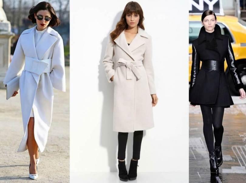 Какие бывают женские демисезонные пальто - Халат - Модные рекомендации