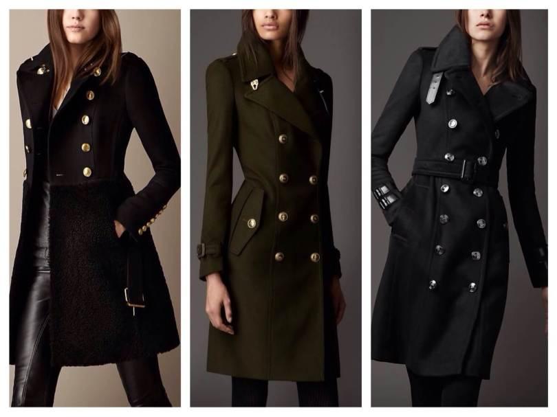Какие бывают женские демисезонные пальто - Шинель - Модные рекомендации