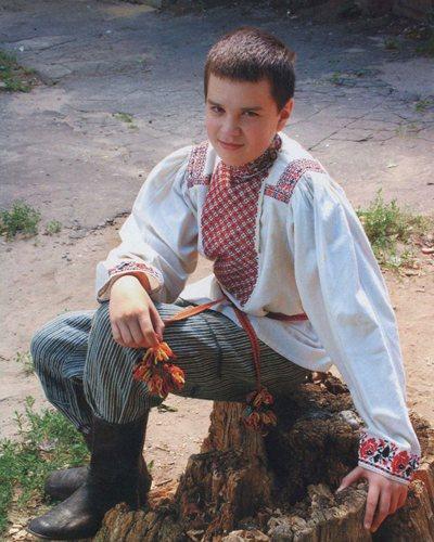 Какие мужские стрижки были самыми модными на Руси
