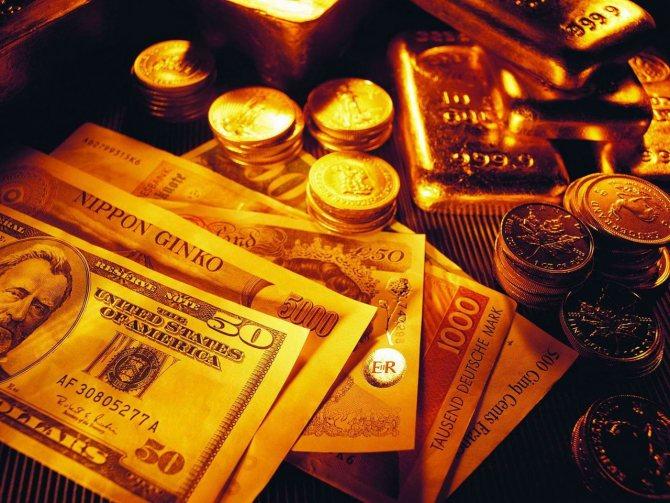 Какие сны снятся к деньгам, богатству, удаче