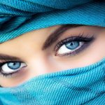 Какие тени подойдут для голубых глаз