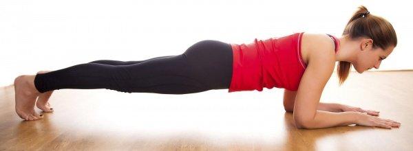 Какие упражнения помогут похудению спины?