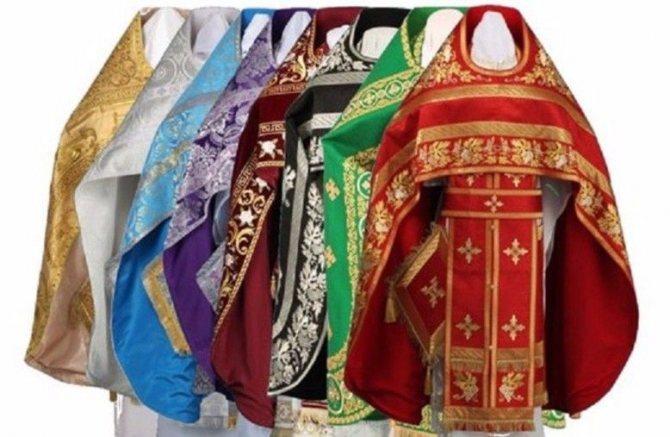 Какого цвета должен быть платок у женщин в церкви?, фото № 1