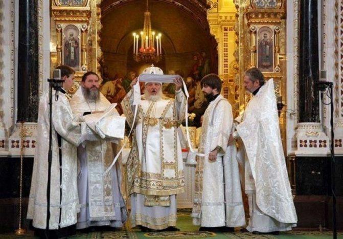 Какого цвета должен быть платок у женщин в церкви?, фото № 2