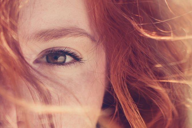 Какой макияж пойдет девушкам с зелеными глазами и рыжими волосами?