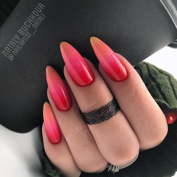 Какой маникюр на длинные ногти сделать: красивые фото идеи для шикарных женщин