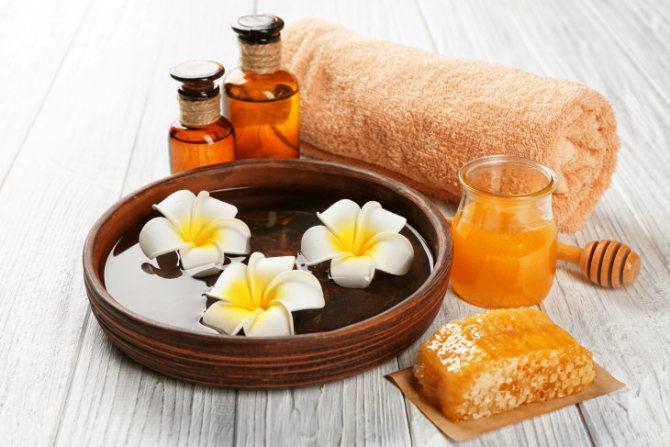 Какой мед выбрать для массажа