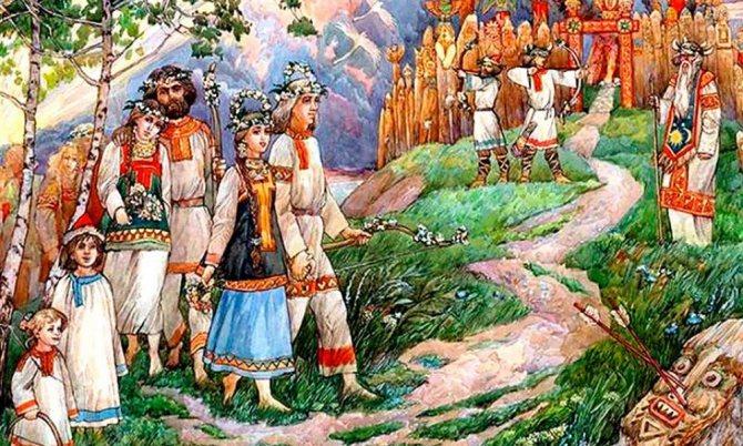 Календарь православных праздников в октябре 2020 года