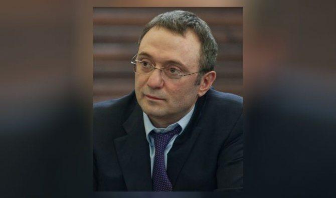 Канделаки приписывали роман с Сулейманом Керимовым