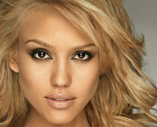 кареглазые блондинки