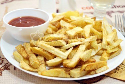 Картофель фри - рецепт