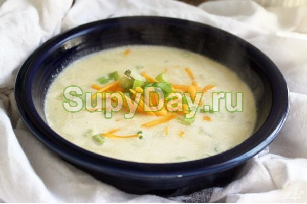 Картофельный наваристый суп
