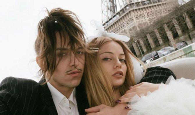 Катя Кищук и Tommy Cash