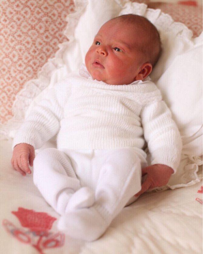 кейт миддлтон третий ребенок фото