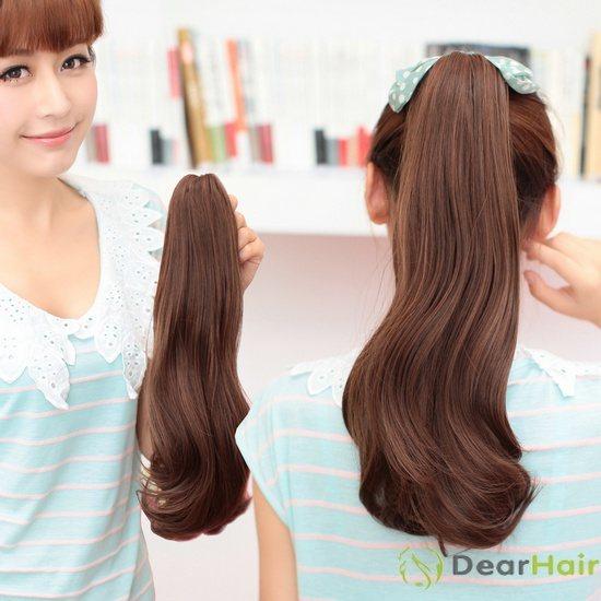 Китаянка с волосами