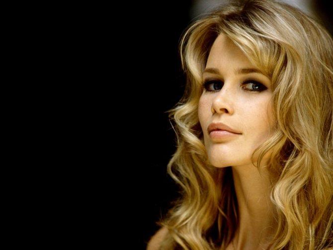 клаудия шиффер секреты красоты и молодости супермодель цитаты