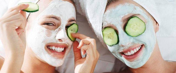 Когда лучше делать увлажняющую маску для лица