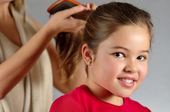 когда маме можно стричь волосы дочке
