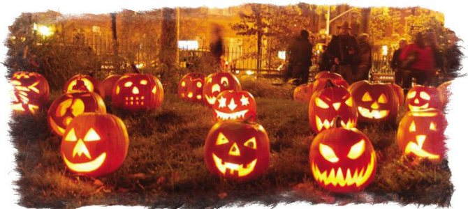 когда празднуют хэллоуин