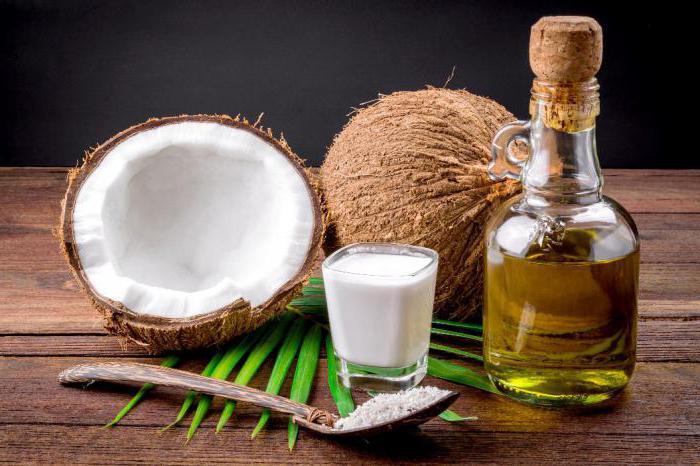 Кокосовое масло для роста волос применение