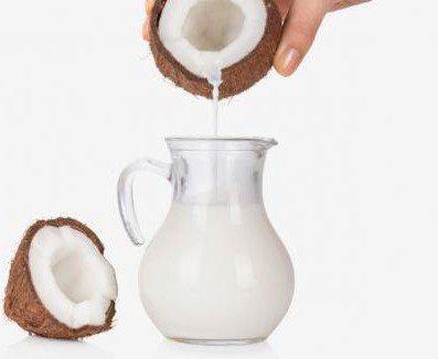 кокосовое молоко для волос отзывы