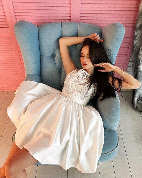 Коктейльные платья – лучшие платья-новинки на фото