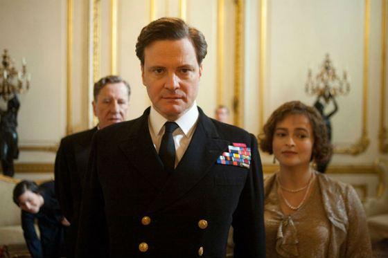 Колин Ферт в роли Георга VI («Король говорит», 2010)