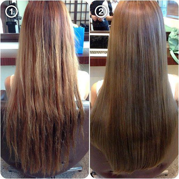 коллагеновое обертывание волос что это