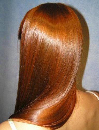 коллагеновое обертывание волос фото