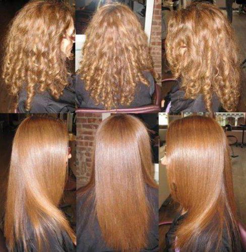 коллагеновое обертывание волос как делать